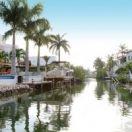 Terreno Venta Cancun Isla Dorada frente a Canal Financiamiento 24 meses con 0% interes