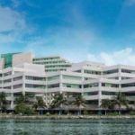 Oficina en el Centro Empresarial Cancún con vista al mar
