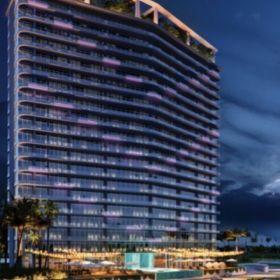 SLS Marina Beach Cancun , departamentos en Preventa
