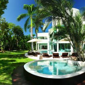 Villa AQUA , Playa Del Carmen , Playacar