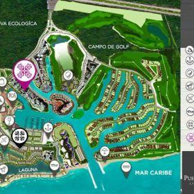 Blume Residencial Departamentos Preventa Puerto Cancun
