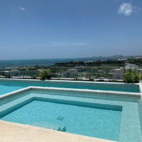 Departamento en Venta en Cancun Edificio Peninsula Cancun frente al mar